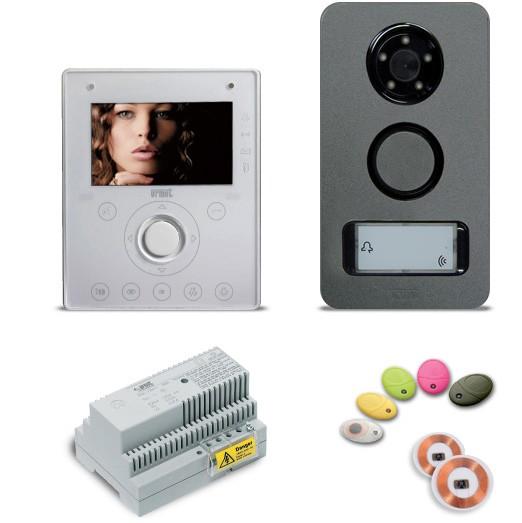 urmet note video kit 2 fils. Black Bedroom Furniture Sets. Home Design Ideas