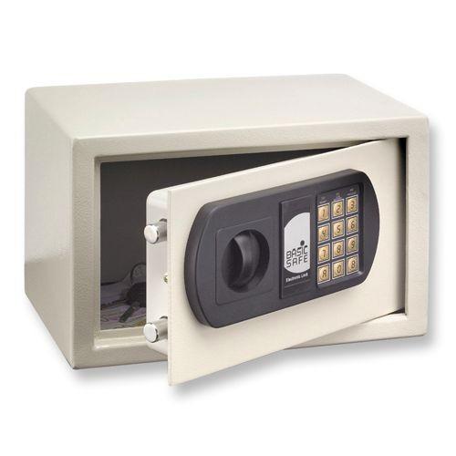 coffre fort basic safe basic1e serrure lectronique. Black Bedroom Furniture Sets. Home Design Ideas