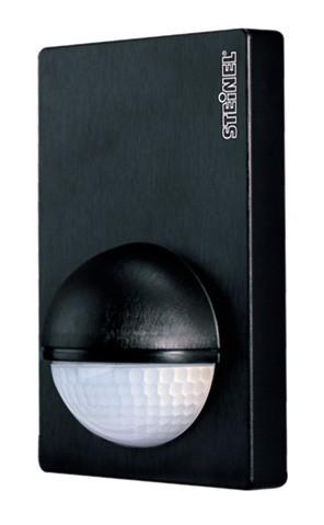 steinel is 180 2 noir d tecteur eclairage. Black Bedroom Furniture Sets. Home Design Ideas