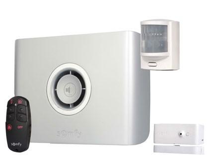 protexiom s syst me d 39 alarme sans fil kit alarme maison interphones alarme maison. Black Bedroom Furniture Sets. Home Design Ideas