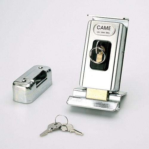 Serrure l ctrique came simple cylindre came lock81 - Serrure electrique pour portail exterieur ...