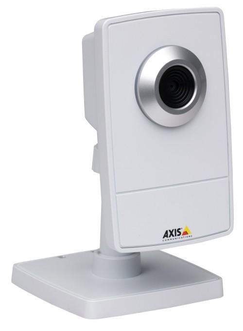 kit de surveillance avec 4 cameras axis m1011 pack vid osurveillance vid osurveillance. Black Bedroom Furniture Sets. Home Design Ideas