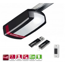 Liftmaster LM60EV 600N Kit Motorisation porte de garage + Rail
