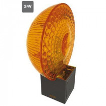 Lampe clignotante orange MOON Light 24 Vcc NICE ML24