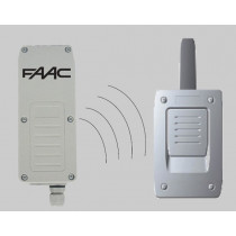 Système de transmission radio TRANSBORD pour bords sensibles ( Faac TBD )