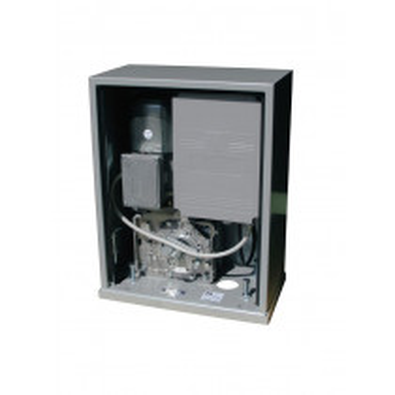Motorisation Portail Coulissant BFT SP3500 400V avec Centrale CDE