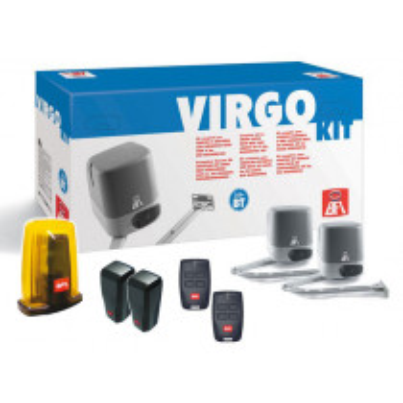 BFT VIRGO Kit motorisation portail battant