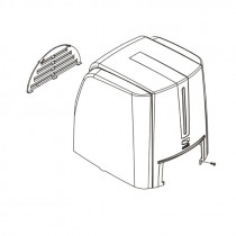 CAME 119RID219 - CAPOT DE FAST