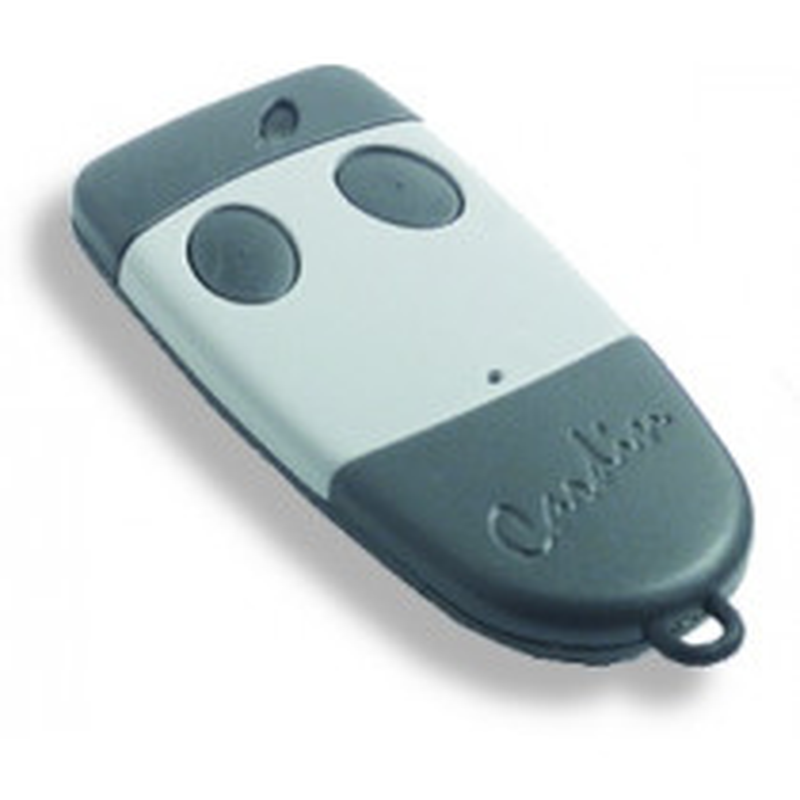 Télécommande CARDIN S449-QZ2 GRIS