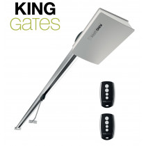 Motorisation Design pour porte de garage KINGgates BOOK + rail