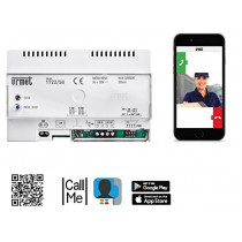 Module transfert sur smartphone Urmet 1723/58 CallMe Box