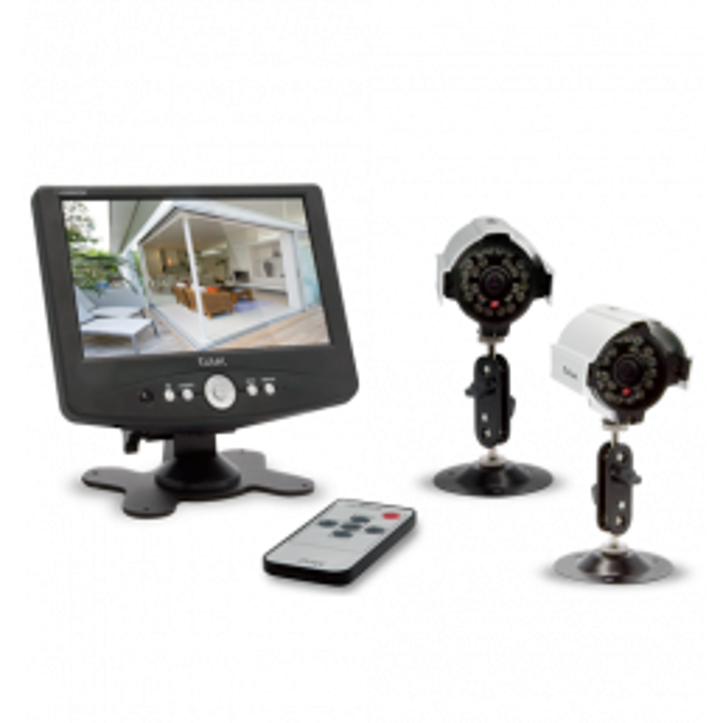 Kit de vidéosurveillance O'FIL