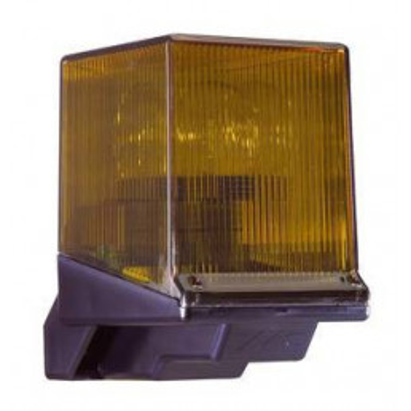 Lampe clignotante FAACLIGHT 24 V ( Faac 410014 )