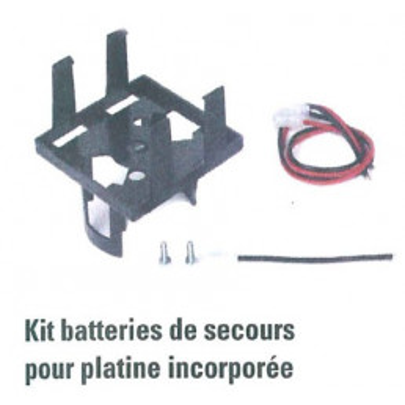 Faac E390901 Batteries de Secours pour 740 24V (Delta2 Kit 24V)