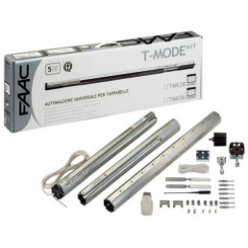 Motorisation volets roulants FAAC T-Mode Kit TMK 28