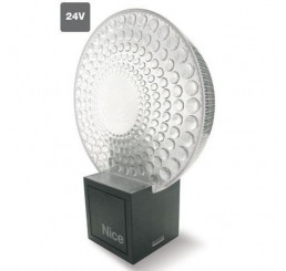 Lampe clignotante transparente MOON Light 24 Vcc NICE ML24T
