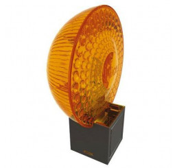 Lampe clignotante orange MOON Light BUS NICE MLB