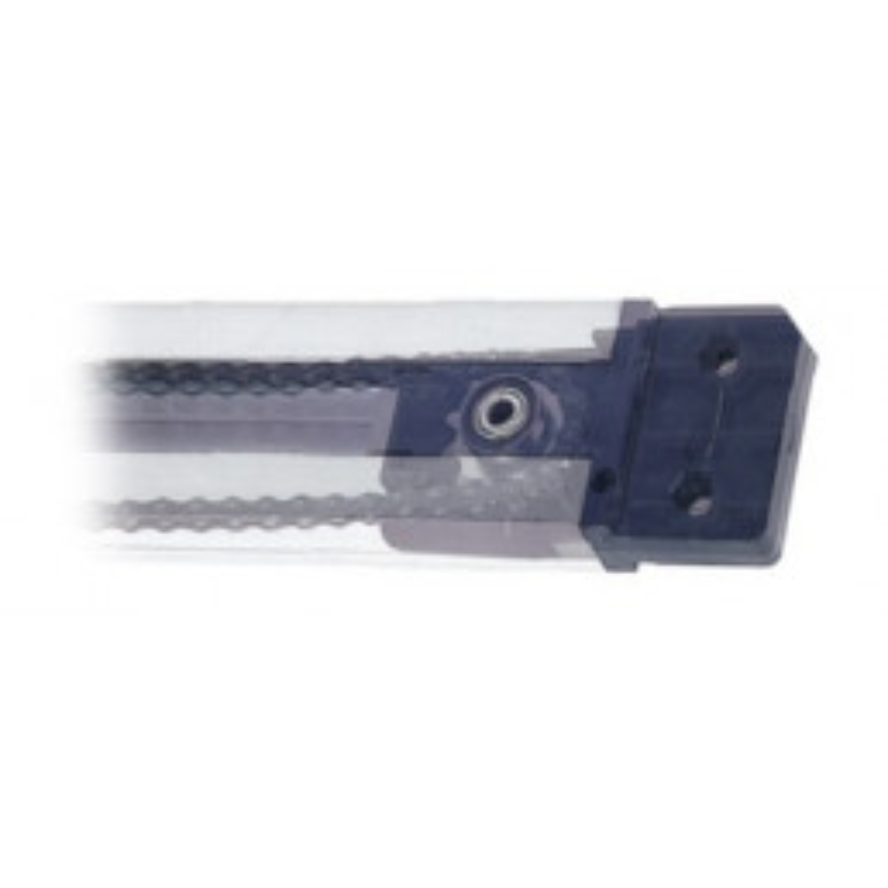 Rail à chaine pour Faac D600-1000 Course Utile 2 620 mm ( Faac 390125 )