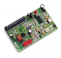 Carte Radio embrochable en 433,92Mhz ( CAME AF43S )
