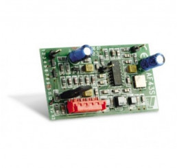 Carte Radio embrochable en 868 Mhz ( CAME AF868 )