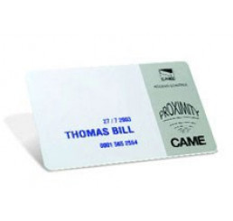 Carte de Proximite ( CAME TST01 )
