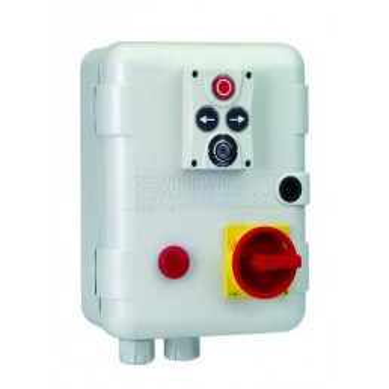 Boitier électronique EB 540 BPR 3PH pour OPERATEUR 541T ( Faac 402502 )