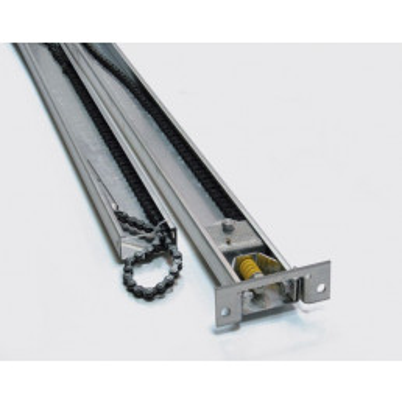 Rail à Chaine pour Botticelli Longueur 3500 course Utile 3000 Mm