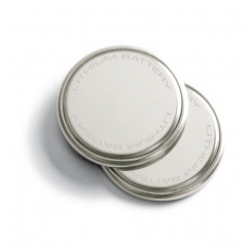 2 Piles 3V Lithium CR2025
