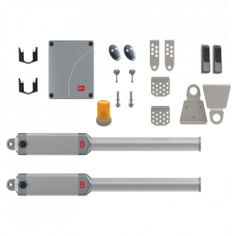 Kit motorisation portail battant BFT PULSE BT (nouveau phobos)