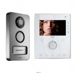 Interphone video Urmet Mini NOTE kit 2 fils
