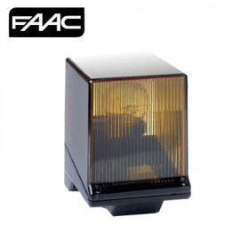 Lampe clignotante FAACLIGHT 220 V ( Faac 410013 )