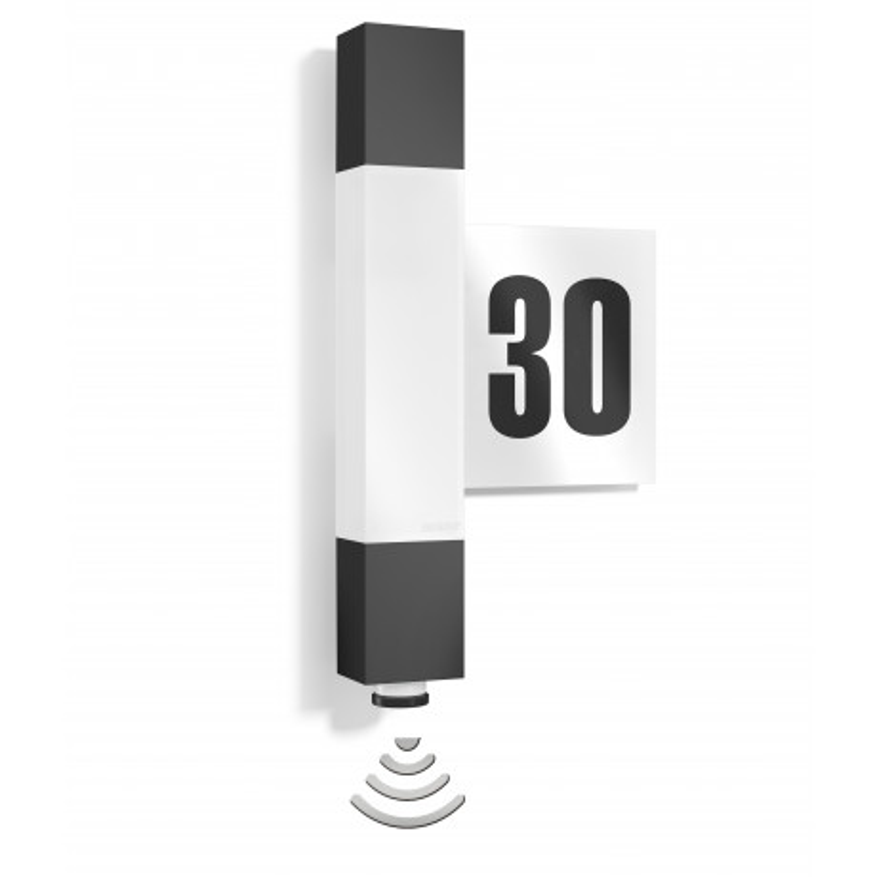 Luminaire pour l'extérieur Steinel L 630 LED ANTH