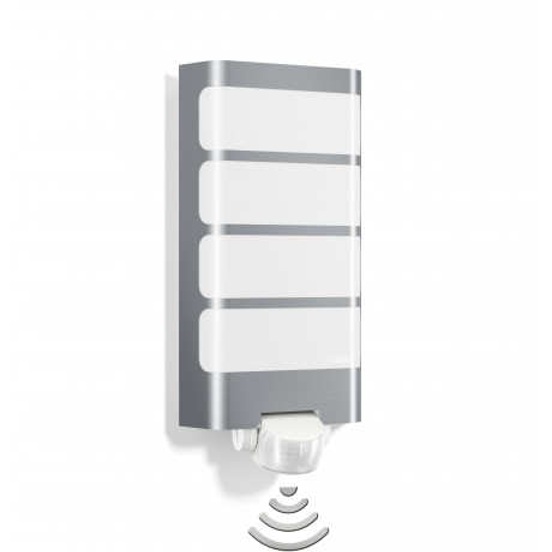 Luminaire pour l'extérieur Steinel L 244 LED INOX