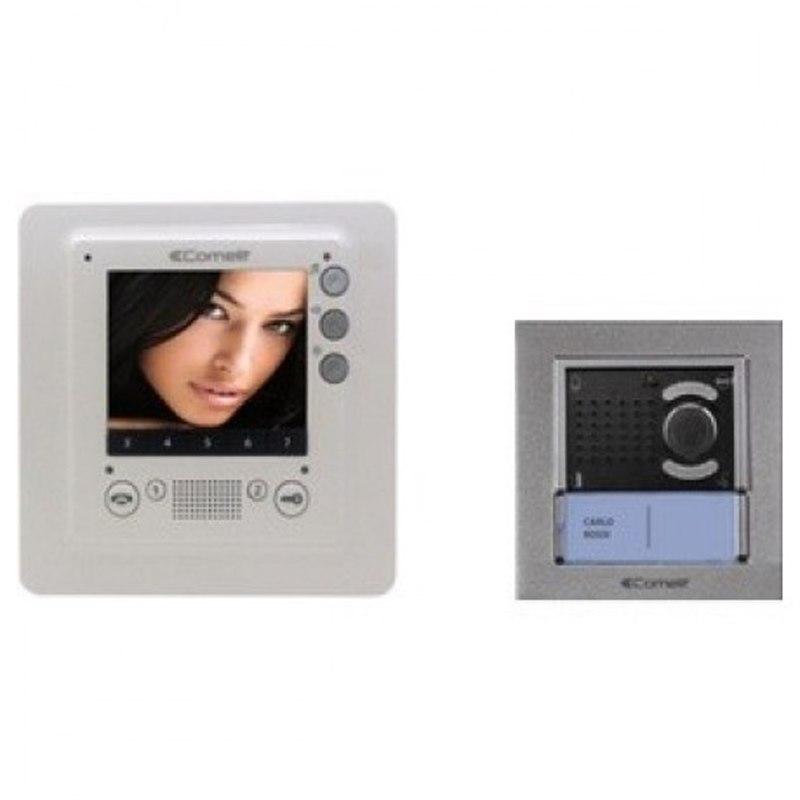 kit visiophone smartkit 1 couleur avec ikall. Black Bedroom Furniture Sets. Home Design Ideas
