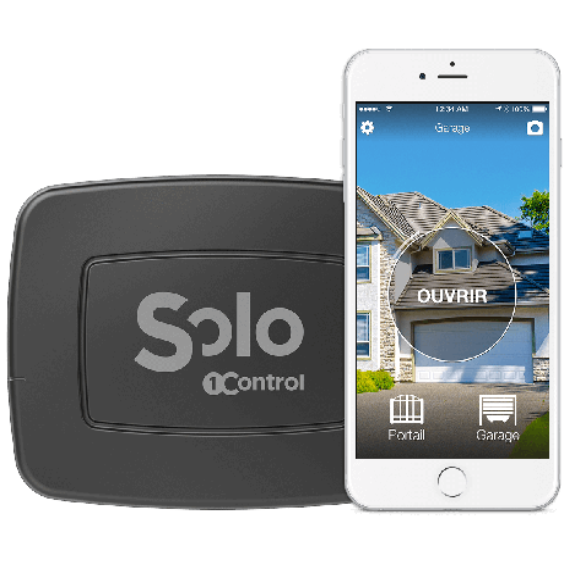Box domotique 1Control Solo Compatible Smartphone